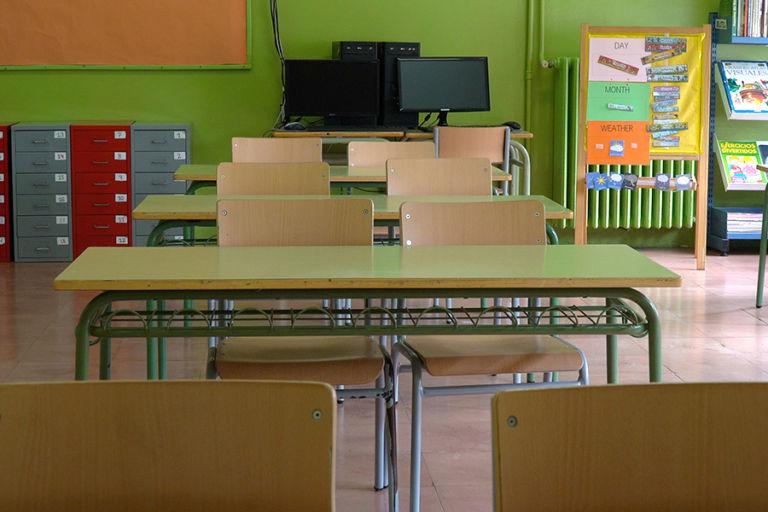 Els centres de Lloret ja estan a punt per l'inici del curs escolar dilluns vinent