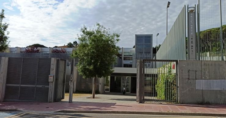 Les escoles de Lloret tornen a obrir amb moltes mesures i poca afluència d'alumnes