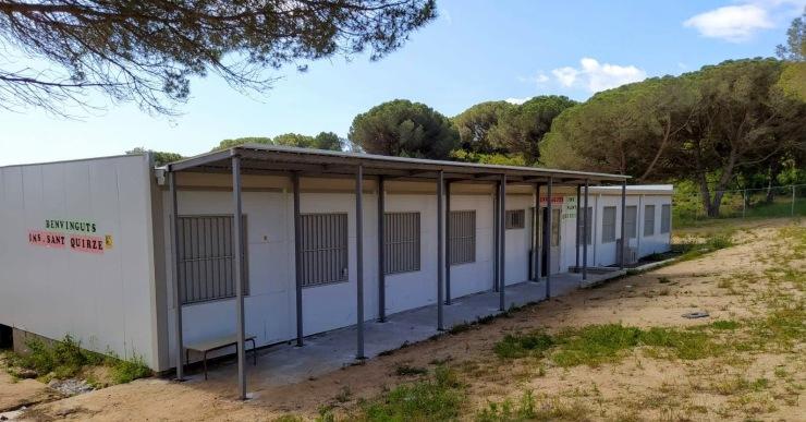 La urbanització Mas Romeu dona 1.200 euros a l'AMPA de l'institut Sant Quirze