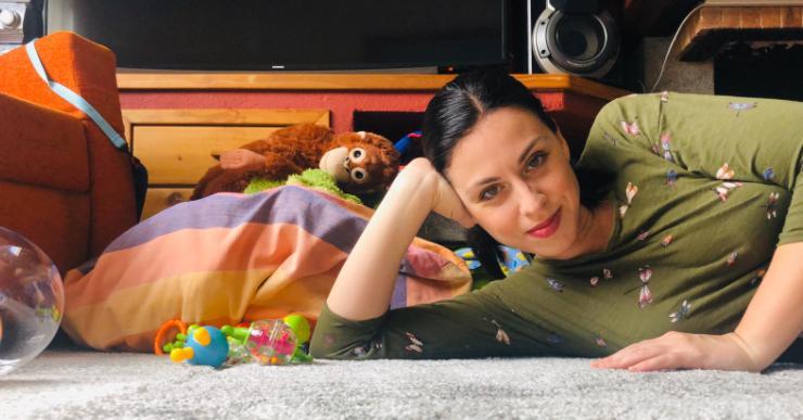 L'actriu i dramaturga Irene Soler ha fet un curtmetratge sobre com viuen el confinament els més petits