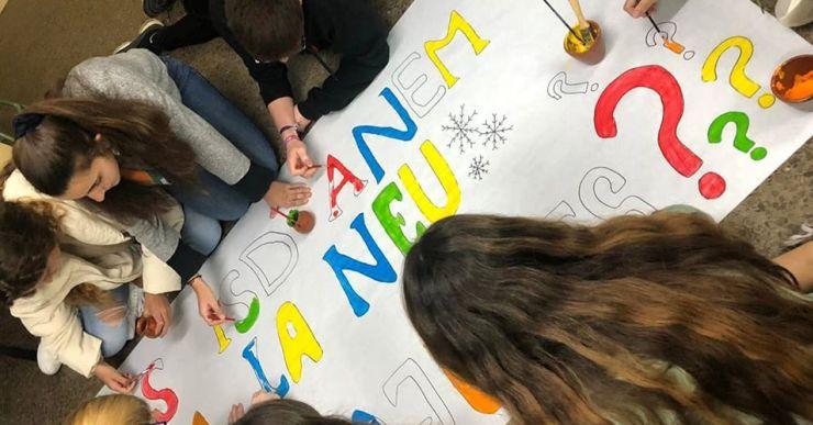 Els Isards del Capicua organitzen una campanya econòmica per a una sortida a la neu