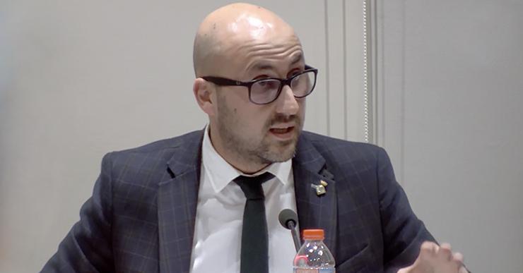 """Jaume Dulsat: """"Són uns pressupostos equilibrats, que responen a les necessitats dels lloretencs"""""""