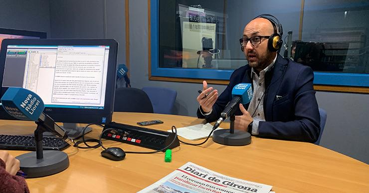 L'alcalde crida a la calma, davant d'un cas confirmat de coronavirus a Lloret de Mar