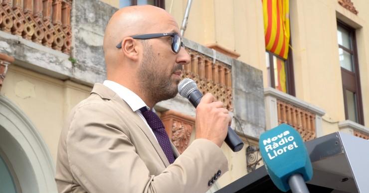 L'alcalde remarca la voluntat de diàleg i la cohesió social que hi ha a Lloret i Catalunya