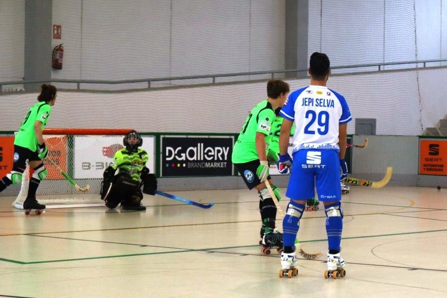 Jepi Selva va ser el millor jugador del Lleida (CE Lleida)