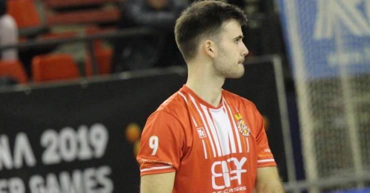 Joan Gelmà arriba al Club Hoquei Lloret per reforçar la part ofensiva