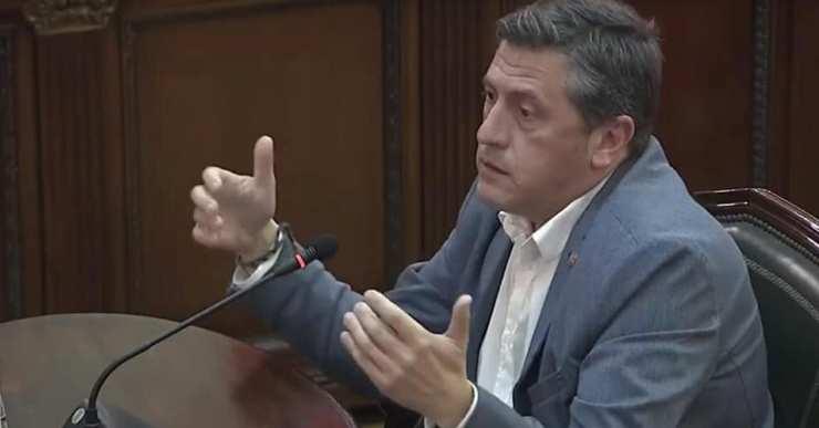 Regust agredolç de Jordi Orobitg, després de declarar al Tribunal Suprem com a testimoni
