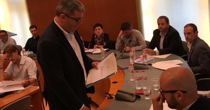 Jordi Sais és el nou regidor de coordinació de l'obra de govern i de la biblioteca