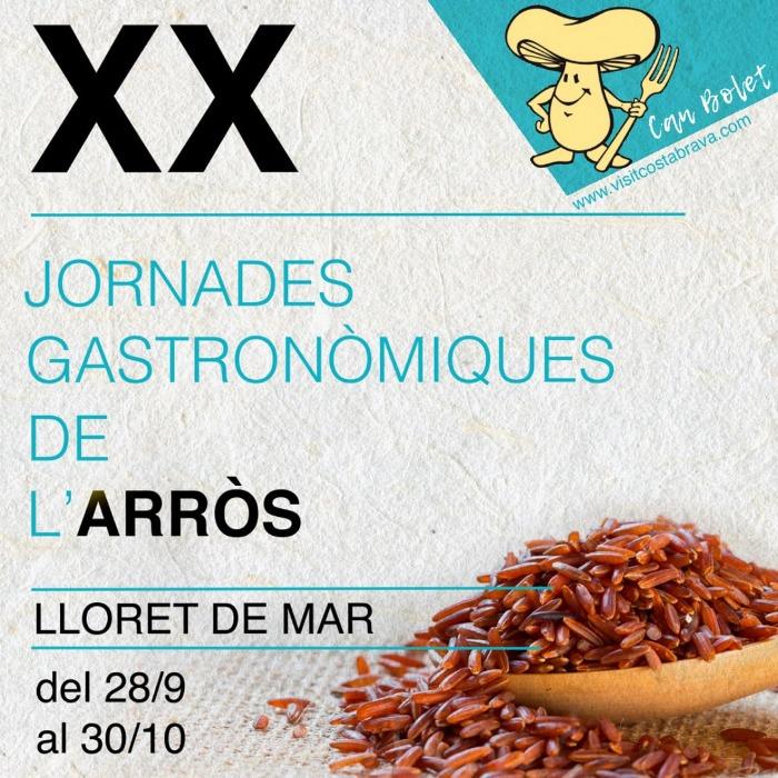 jornades gastronomiques arros 2020