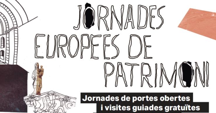 Portes obertes i visites guiades al MOLL per les Jornades Europees de Patrimoni