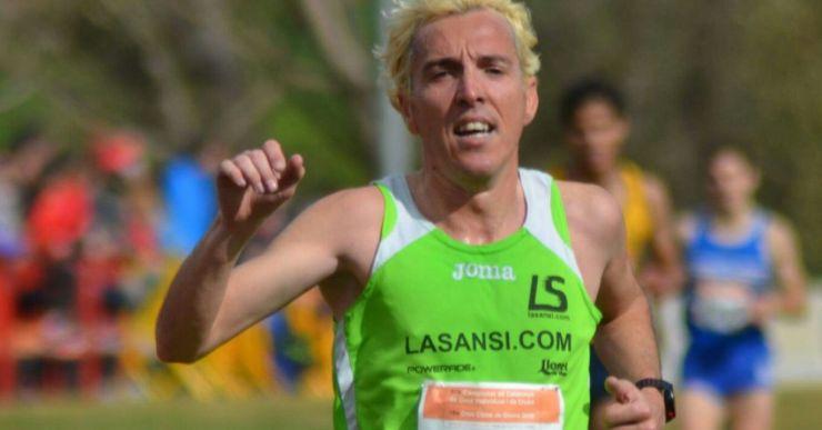 Josep Lluís Blanco disputarà el Campionat d'Espanya de cros amb la Selecció Catalana