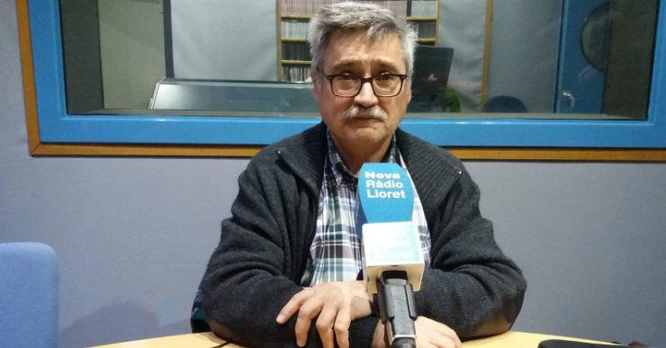 Josep Maria Torné presenta el llibre 'Molta terra (catalana) a l'Havana' a l'arxiu de Lloret