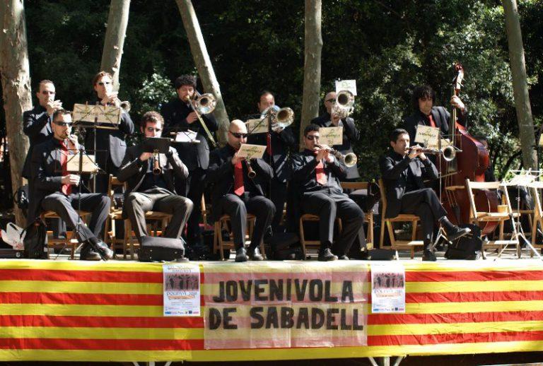 La Jovenívola de Sabadell ofereix l'audició de sardanes d'aquest dissabte