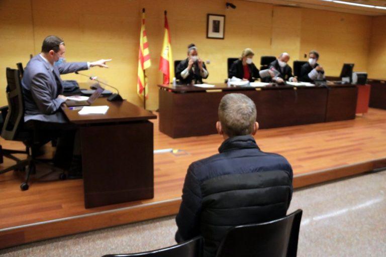 Jutgen un acusat per abusar sexualment d'una amiga de la seva filla a Lloret de Mar
