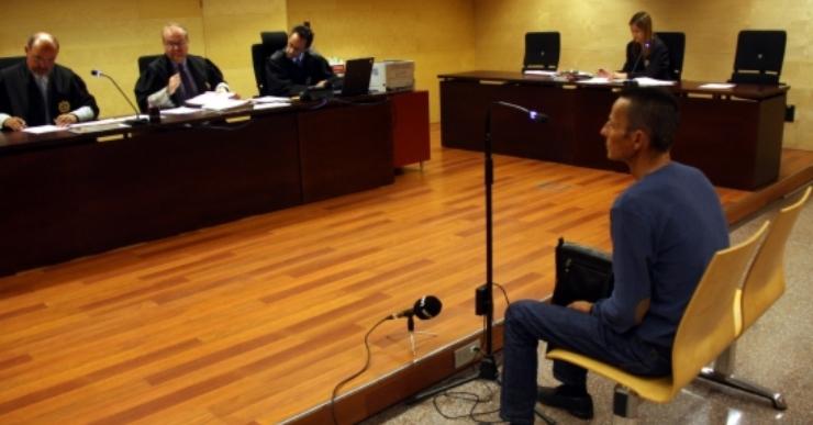 Un lladre de Lloret reincident s'enfronta a sis anys de presó