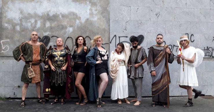 'La comedia Miles Gloriosus' és l'obra que es veurà a Lloret en el marc de 'Fitag als municipis'
