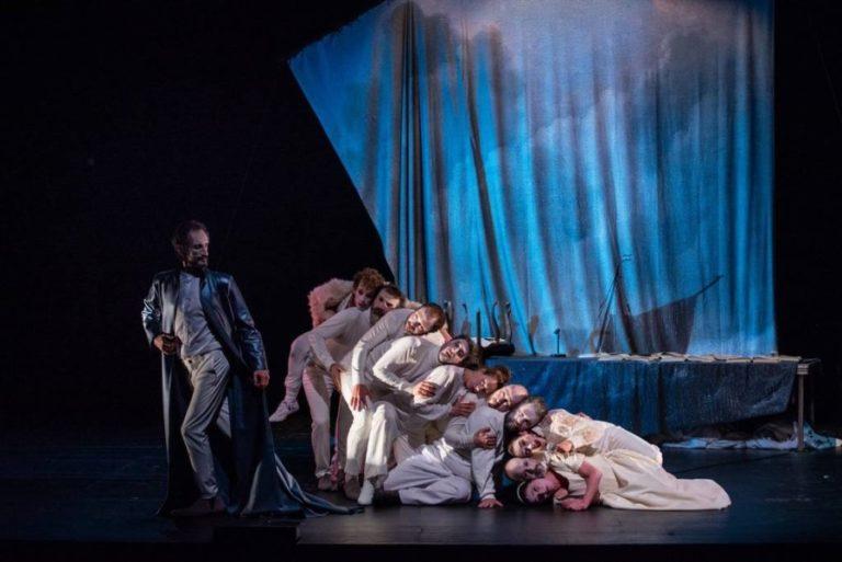 Parking Shakespeare porta 'La tempesta' a Lloret per commemorar el Dia Mundial del Teatre