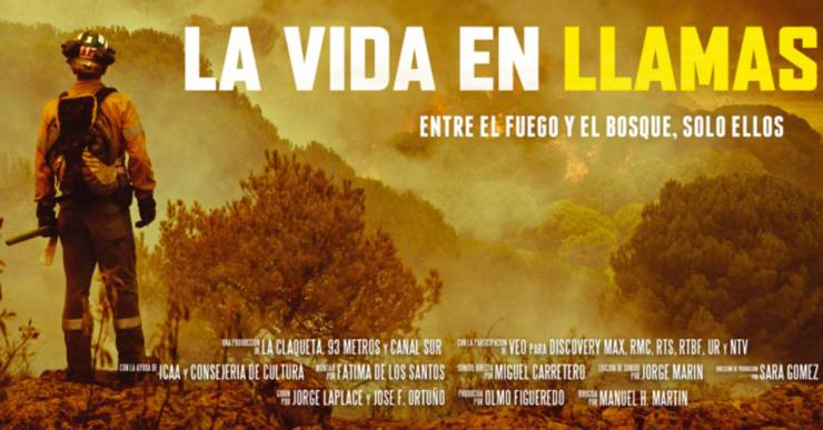 'La vida en llamas', nominat als Goya, es veurà a Lloret per primer cop a Catalunya