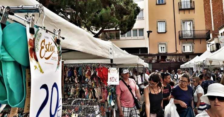 Arriba la 33a edició de la Lloret Estiu Market, amb una vintena de parades