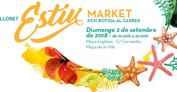 Les parades estan concentrades en aquesta edició de la Lloret Estiu Market