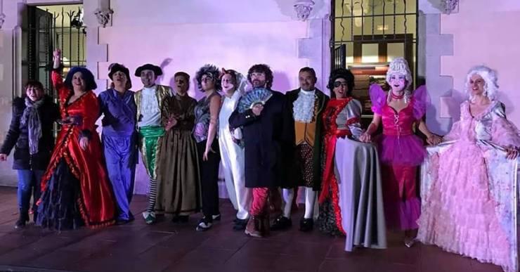 El Teatre de Lloret ofereix 'Lorca in love', de Quantus Teatre, avui a Youtube