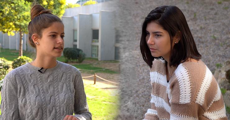 Les lloretenques Luna Fernández i Lucia Corbacho aconsegueixen una beca de la Fundació Amancio Ortega