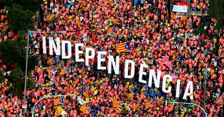 ERC organitza autocars per anar a la manifestació de l'11-S a Barcelona