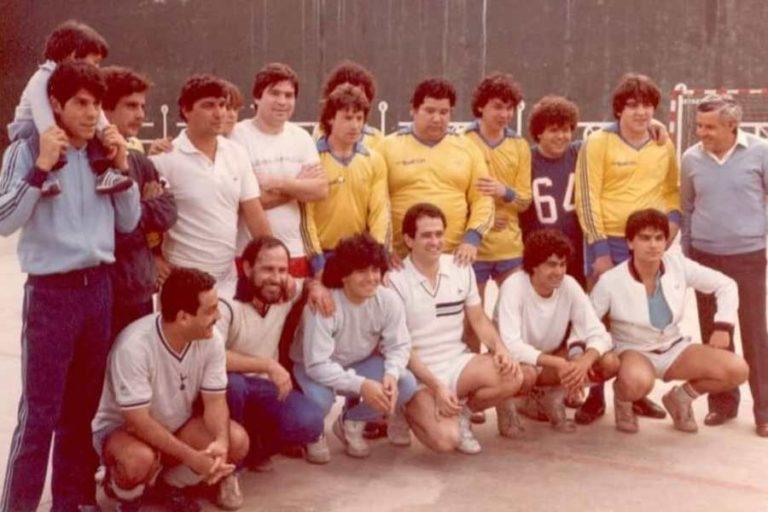 Maradona va rescatar dos nàufrags durant la seva estada a Lloret als anys 80