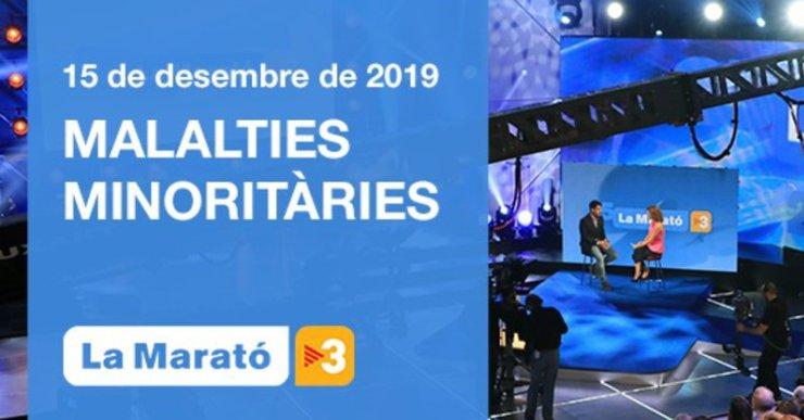 Les entitats i establiments que col·laborin amb La Marató de TV3 poden comunicar-ho ja a l'Ajuntament