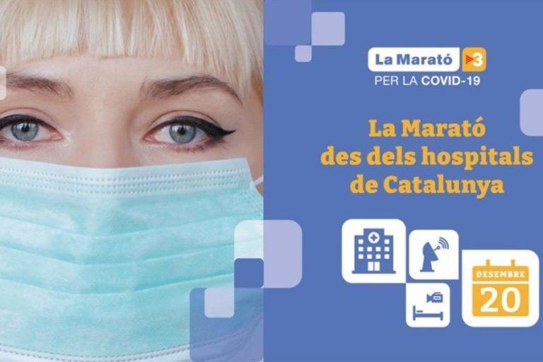 La Marató 2020, dedicada a la Covid-19, es farà des dels centres hospitalaris