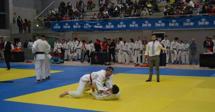 Lloret de Mar és el primer municipi català en acollir la Copa d'Espanya de Jiu Jitsu