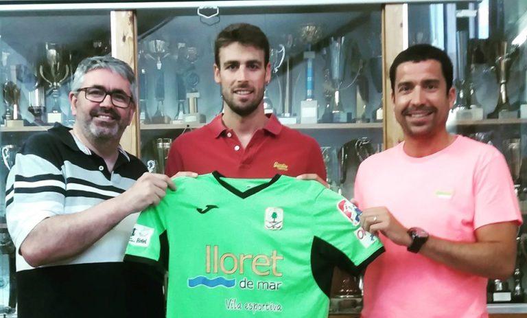Josua Pérez seguirà presidint el Club Hoquei Lloret durant les pròximes quatre temporades