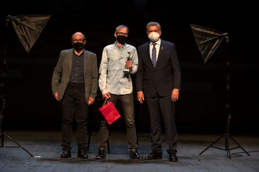 marc quintana premi 2 Radio Tarragona
