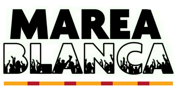 Marea Blanca es concentra a l'hospital comarcal de Blanes sota el lema 'La llista d'espera mata'