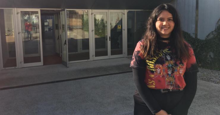 La lloretenca Maria Paula López estudiarà 1r de Batxillerat als EUA, amb una beca de la FAO