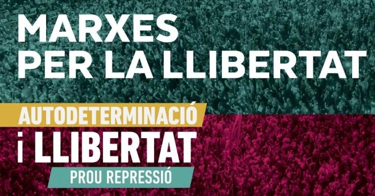 L'ANC de Lloret organitza un autocar per sumar-se a la 'Marxa per la Llibertat'