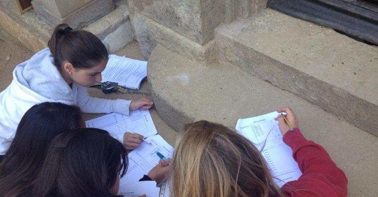 Comença la sisena edició de la Jornada de Matemàtiques a Santa Cristina per a 1r d'ESO