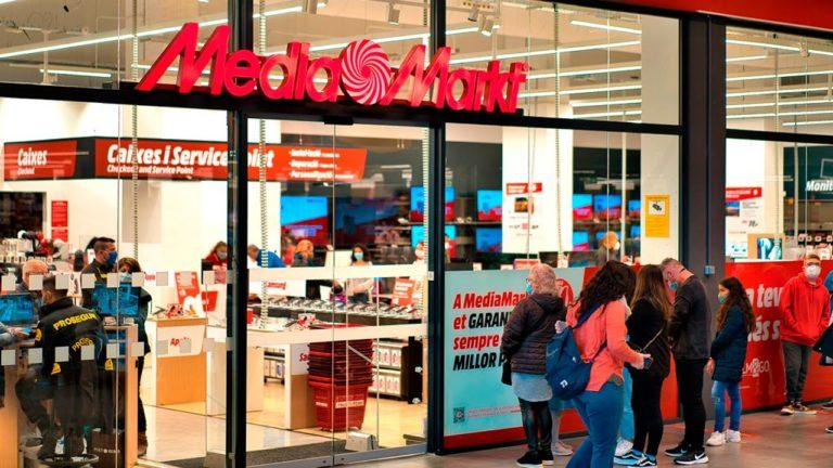 MediaMarkt obre les portes a Lloret amb la mateixa oferta que a la botiga de Girona