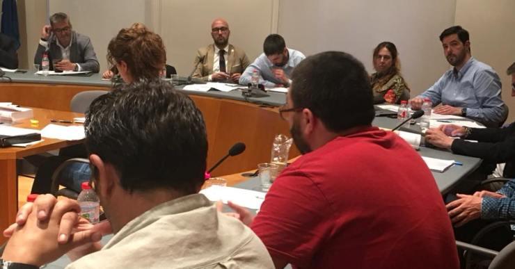 La Comunitat Musulmana de Lloret es concentra contra els genocidis a Palestina