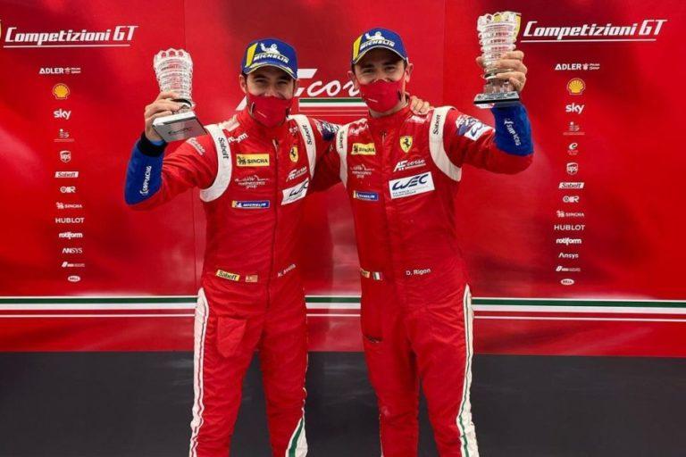 Miguel Molina acaba tercer a les 8 hores de Bahrain