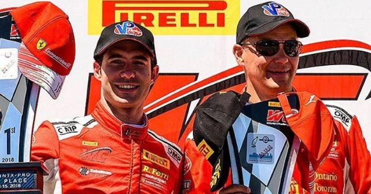 Miguel Molina lidera la Pirelli World Challenge quan només queda una prova