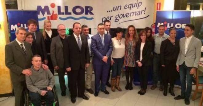Lluís Mosella i Josep Teixidor, a la candidatura del MILLOR
