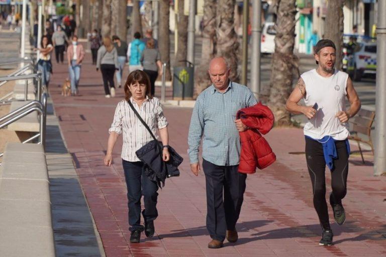 Restauradors i hotelers opinen sobre com creuen que ha de ser la mobilitat al passeig