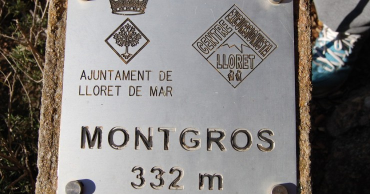 El Centre Excursionista de Lloret organitza una pujada al Montgròs coincidint amb la Festa Major