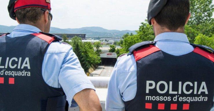 Quatre detinguts, alguns veïns de Lloret, per transportar mig quilo de marihuana