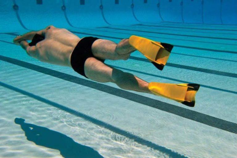 Bones valoracions dels organitzadors del Campionat d'Espanya de natació amb aletes