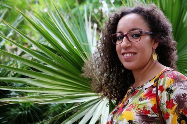 El Club de Lectura rep la visita de l'escriptora Najat El Hachmi per comentar 'La filla estrangera'