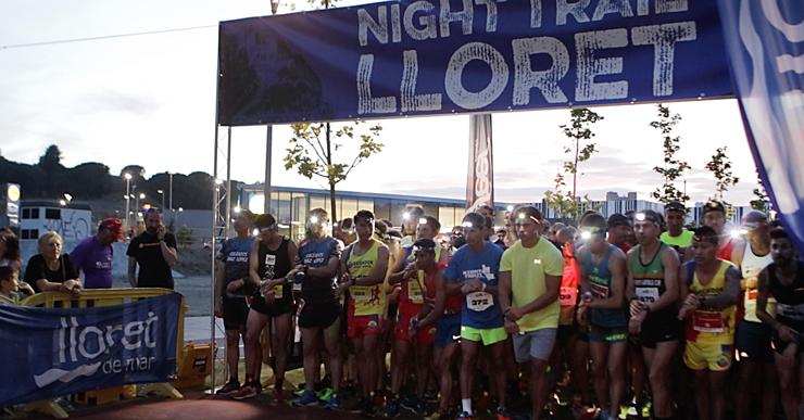 Obertes les inscripcions per participar a la 5a edició de la Lloret Night Trail