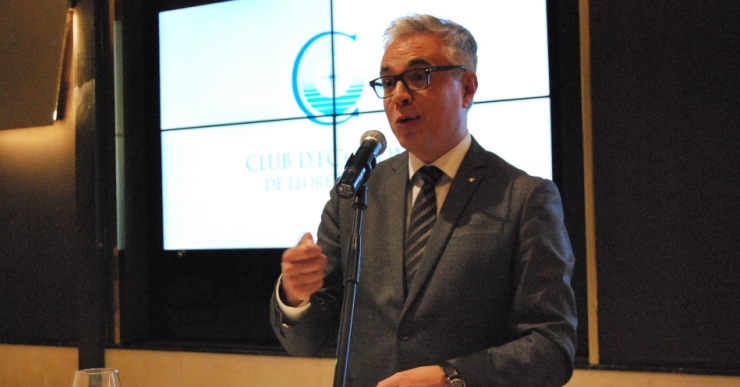 El director general de Turisme posa Lloret com a exemple de bona gestió