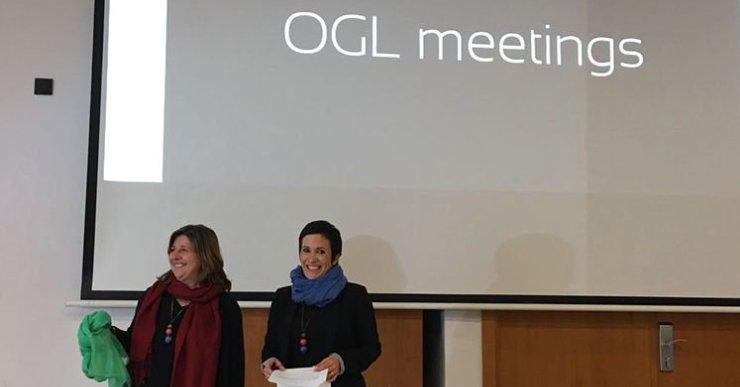 El LLCB presenta el projecte OGL a una 30a d'organitzadors professionals de congressos